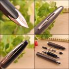 S0839700 Waterman Carene Перьевая ручка, цвет: Frosty Brown Lacquer ST, перо: F